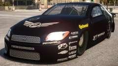 Scion tC Drag para GTA 4