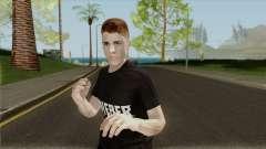 Justin Bieber para GTA San Andreas