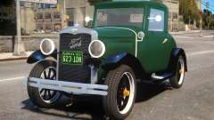 Ford Coupe 1927