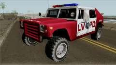 Patriot LVPD para GTA San Andreas