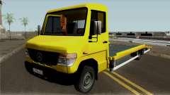 Mercedes-Benz Vario Tow Truck para GTA San Andreas