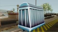 Vagones del Metro Surfistas para GTA San Andreas