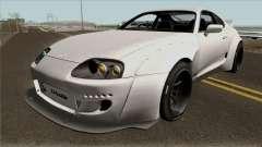 Toyota Supra Rocket Bunny 1993 para GTA San Andreas