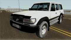 Toyota Land Cruiser 80 1995 para GTA San Andreas