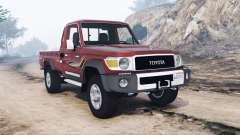 Toyota Land Cruiser 70 pickup v1.1 [replace] para GTA 5