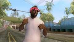 Crips & Bloods Ballas Skin 1 para GTA San Andreas