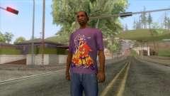 New T-Shirt 1 para GTA San Andreas