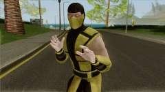 Mortal Kombat X Klassic Scorpion para GTA San Andreas