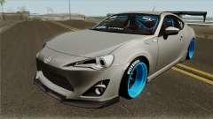 Scion FR-S 2013 para GTA San Andreas