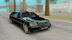 Mercedes-Benz S600 PullMen para GTA San Andreas