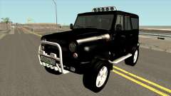 UAZ-31512 de Optimización para GTA San Andreas