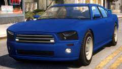 Civilian Vehicles Buffalo para GTA 4