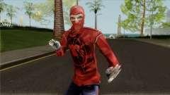 Spider-Man The Game: Wrestler Suit para GTA San Andreas