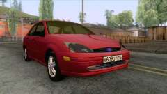 Ford Focus Sedan 2000 para GTA San Andreas