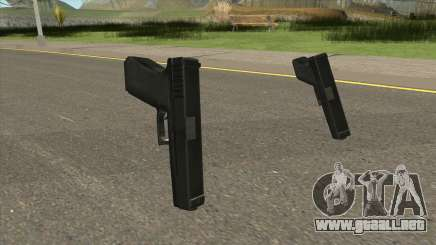 Colt 45 HD (With HQ Original Icon) para GTA San Andreas