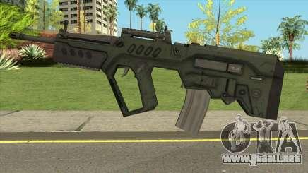 Tavor TAR-21 from Warface para GTA San Andreas