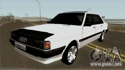 Audi 80 B2 In Narod Style para GTA San Andreas