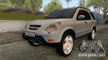 Honda CR-V MK2 para GTA San Andreas