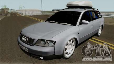 Audi A6 C5 Avant Traveler 3.0 V8 para GTA San Andreas