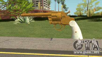 Doble Action Revolver from GTA V para GTA San Andreas