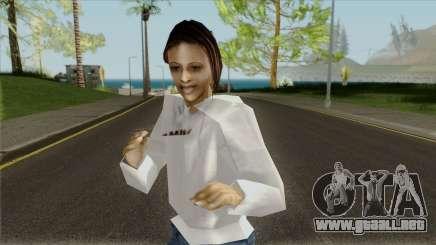 La chica de la sudadera para GTA San Andreas