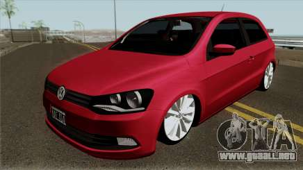 Volkswagen Gol G7 para GTA San Andreas