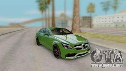 Mercedes-Benz CLS 6.3 AMG 2015 para GTA San Andreas