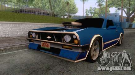 Polaris GT para GTA San Andreas