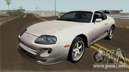 "Toyota Supra ""The Fast And The Furious"" 1995 para GTA San Andreas"