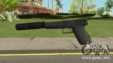 Silenced HD (With HQ Original Icon) para GTA San Andreas
