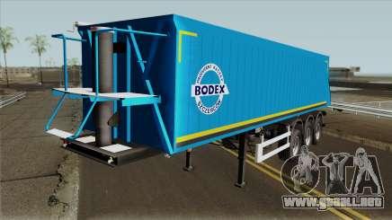 Bodex KIS 3W-A para GTA San Andreas