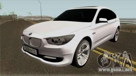 BMW 550i GT para GTA San Andreas