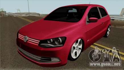 Volkswagen Gol Trend para GTA San Andreas