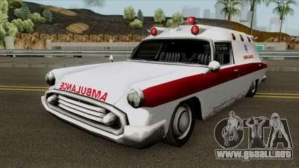 Old Ambulance para GTA San Andreas