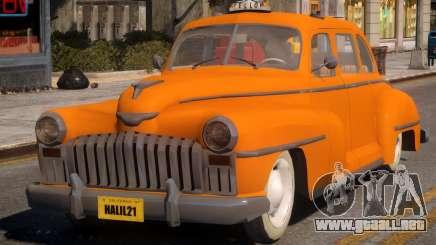 Desoto Suburban Taxi para GTA 4