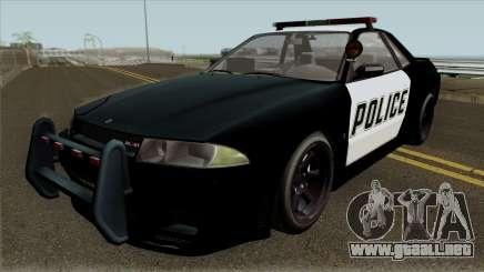 Ford Crown Victoria Police Interceptor para GTA San Andreas