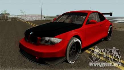 BMW 135i Coupe DTM para GTA San Andreas