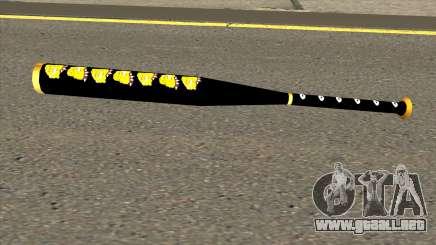 """Bat """"Yellow dog"""" para GTA San Andreas"""