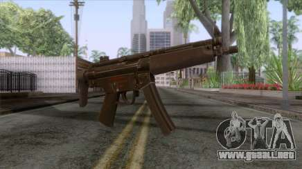 Escape From Tarkov MP5 para GTA San Andreas