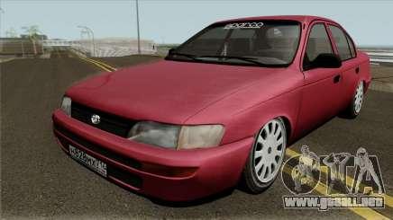 Toyota Corolla 1.6 XEi 1995 para GTA San Andreas