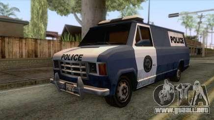 Pony Police SA Style para GTA San Andreas