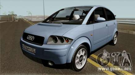 Audi A2 1.8 Turbo para GTA San Andreas