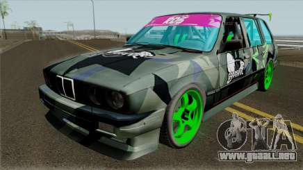BMW E30 Touring Drift para GTA San Andreas