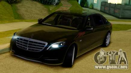 Mercedes-Benz W222 Maybach para GTA San Andreas