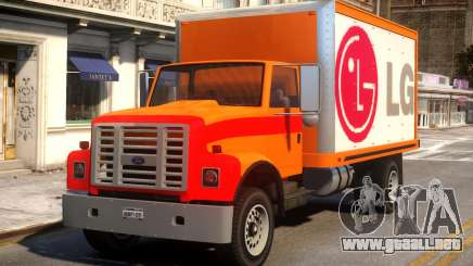 GTA IV LKW Mod Yankee para GTA 4