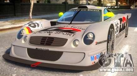Mercedes-Benz CLK para GTA 4