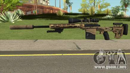 Remington MSR para GTA San Andreas