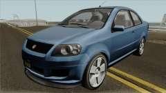 Declasse Asea Coupe GTA V IVF para GTA San Andreas