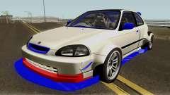 Honda Civic Type R Forza Edition Series VI 1997 para GTA San Andreas