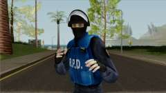 Raccoon City SWAT para GTA San Andreas